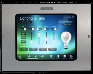 RTI, Savant, Clare, lighting control, universal remote control